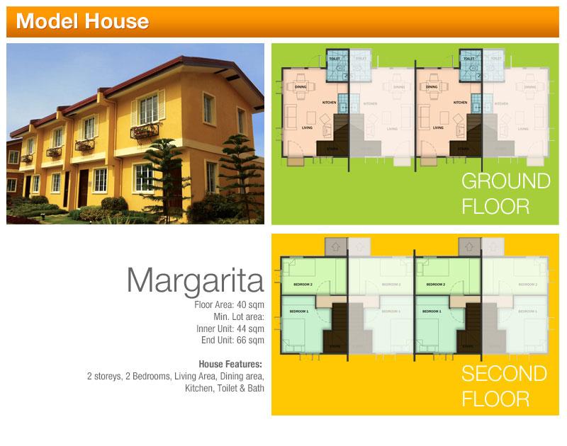 Camella homes model houses naga city real estate for Casa moderna naga city prices